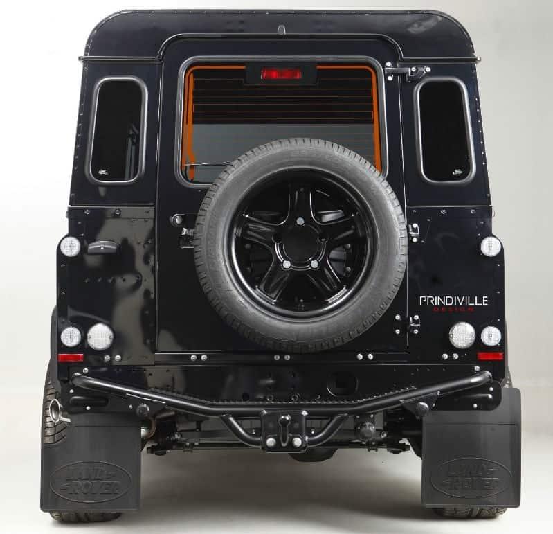 Limited Edition Prindville Design Land Rover Defender Rear