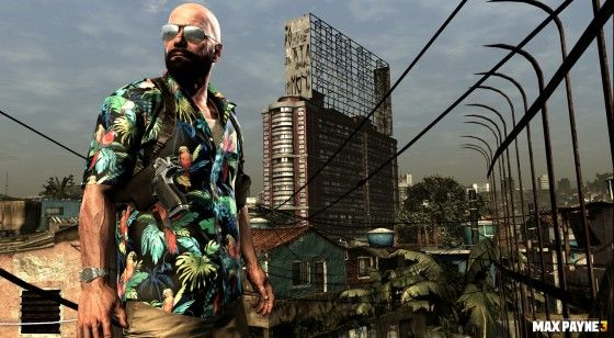 Max Payne nearing the Favelas