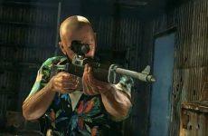 Max Payne 3 Mini-30 Rifle