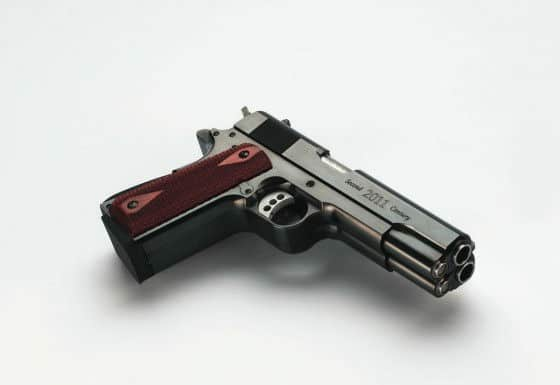 Double Barrel Colt 1911