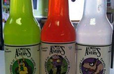 Cane Sugar Soda from Avery's Soda