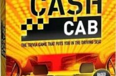 Cash Cab boardgame giveaway