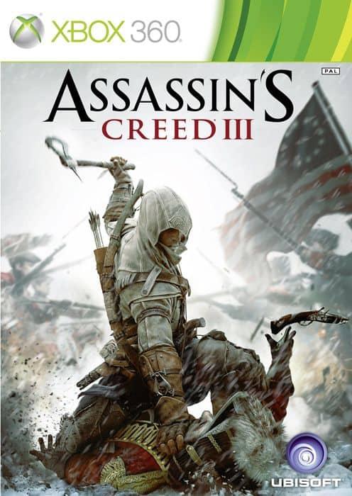 Assassin's Creed 3 Boxart