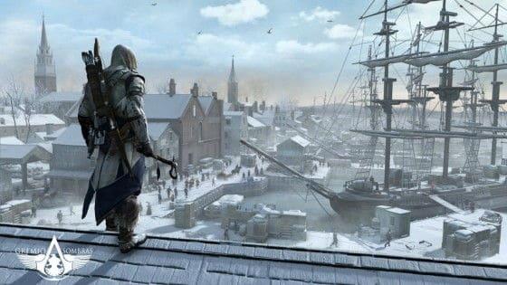 Assassin's Creed 3 City
