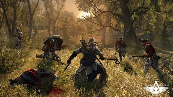 AC3 Forest Battle