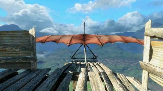 Far Cry 3 Hang Glider