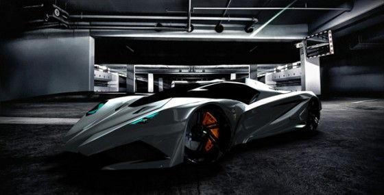 Lambo Ferruccio Concept 50th Anniversary