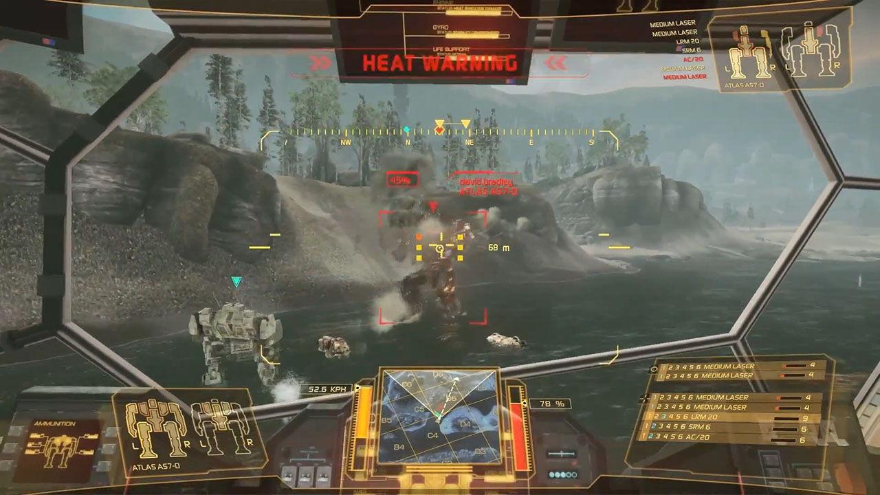 MechWarrior Online Gameplay Trailer - Unfinished ManUnfinished Man
