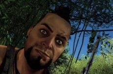Michael Mando playing Vaas