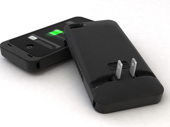 JuiceTank iPhone charger case