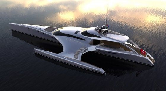 42.5 Meter Adastra Yacht