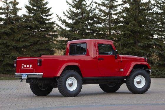 2012 Jeep J12 Concept Vehicle