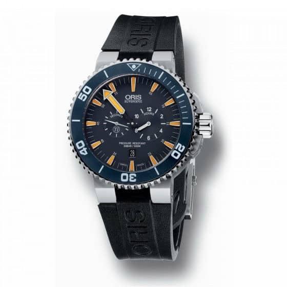 Limited Edition ORIS Tubbataha Regulator Dive Watch