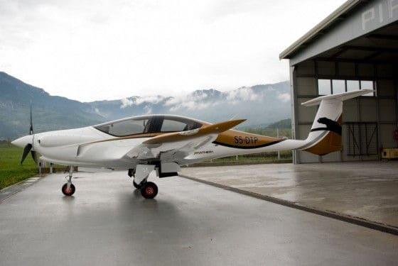 Panthera four seater aircraft