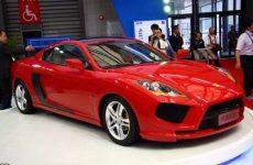 Ferrari Inspired S11 from JAC Motors