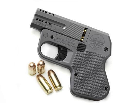 DoubleTap - The  45 ACP Tactical Pocket Pistol - Unfinished