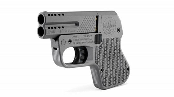 DoubleTap Pistol by Heizer Defense
