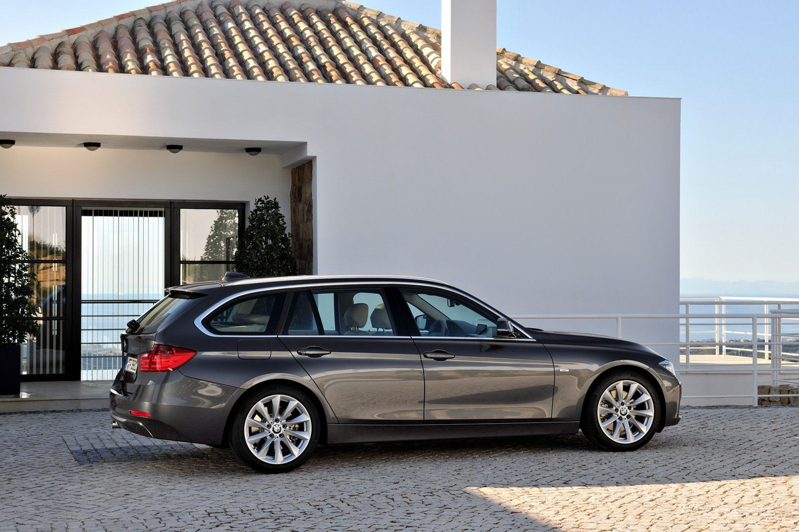 BMW Series Touring Unfinished Man - Bmw 3 wagon diesel