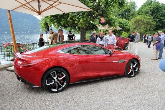 Aston Martin Project AM 310 Concept