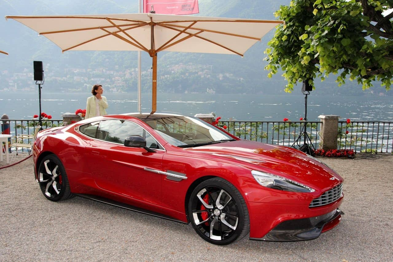 Aston Martin AM 310 Concept