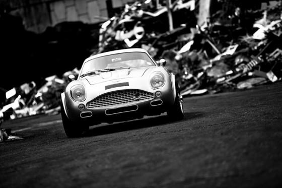 Evanta Turns Db7 Into A Retro Aston Martin Db4 Gt Zagato