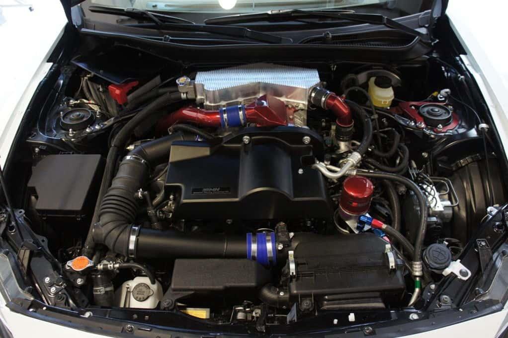 Tuned Toyota GT86 Scion FR-S Subaru BRZ