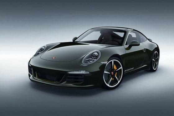 Porsche Club 60th Anniversary Coupe