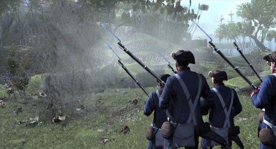 Assassin's Creed 3 Battlefield