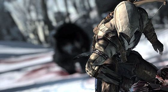 Assassin S Creed 3 Gameplay Premiere Unfinished Man