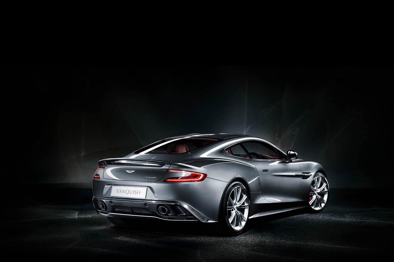 2013 Aston Martin Vanquish Mk2