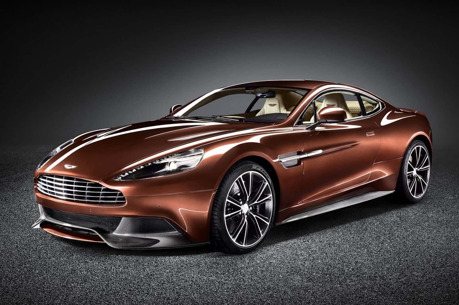 Aston Martin DBS replacement