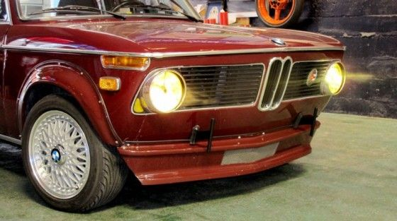 BMW 1600 converted to truck