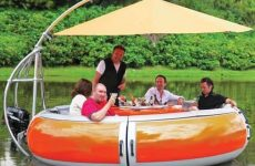 Barbeque Dining Boat e1340550266340