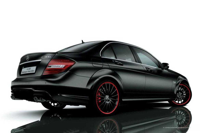 Mercedes Benz C63 Amg Performance Studio Edition Unfinished Manunfinished Man