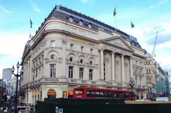 Ripley's Believe it or not Museum in London