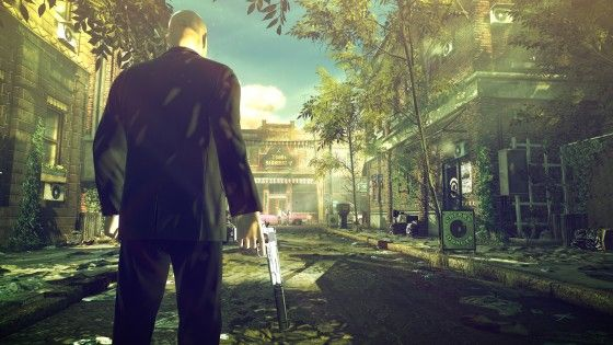 Agent 47 in Hope