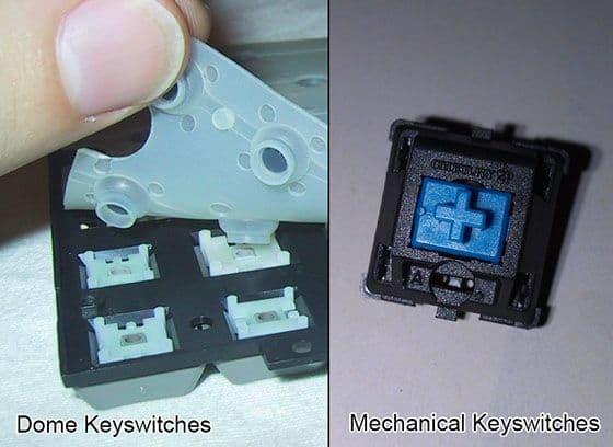 keybord switches