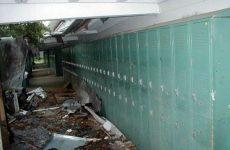 derelict lockers