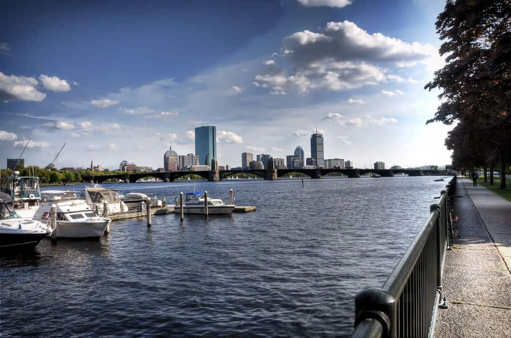 Boston in the Spring - Photo: Werner Kunz