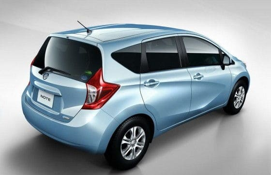 New Fuel Efficient Nissan Note