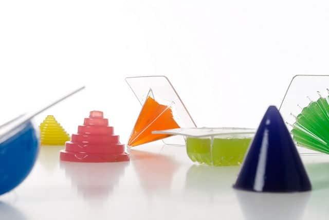 noisy jelly shapes