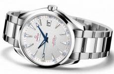 Omega Seamaster Aqua Terra Captain's Watch