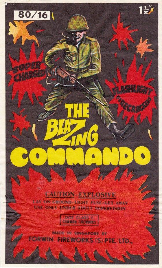 Blazing Commando