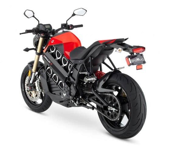 Electric Motorcyle Brammo Empulse R