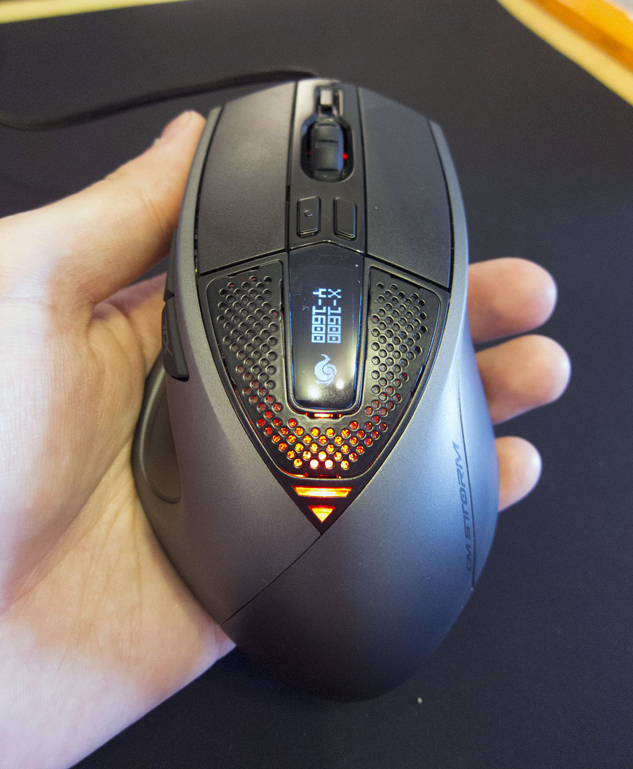 CM Storm Sentinel Advance Mouse Treiber Windows 7