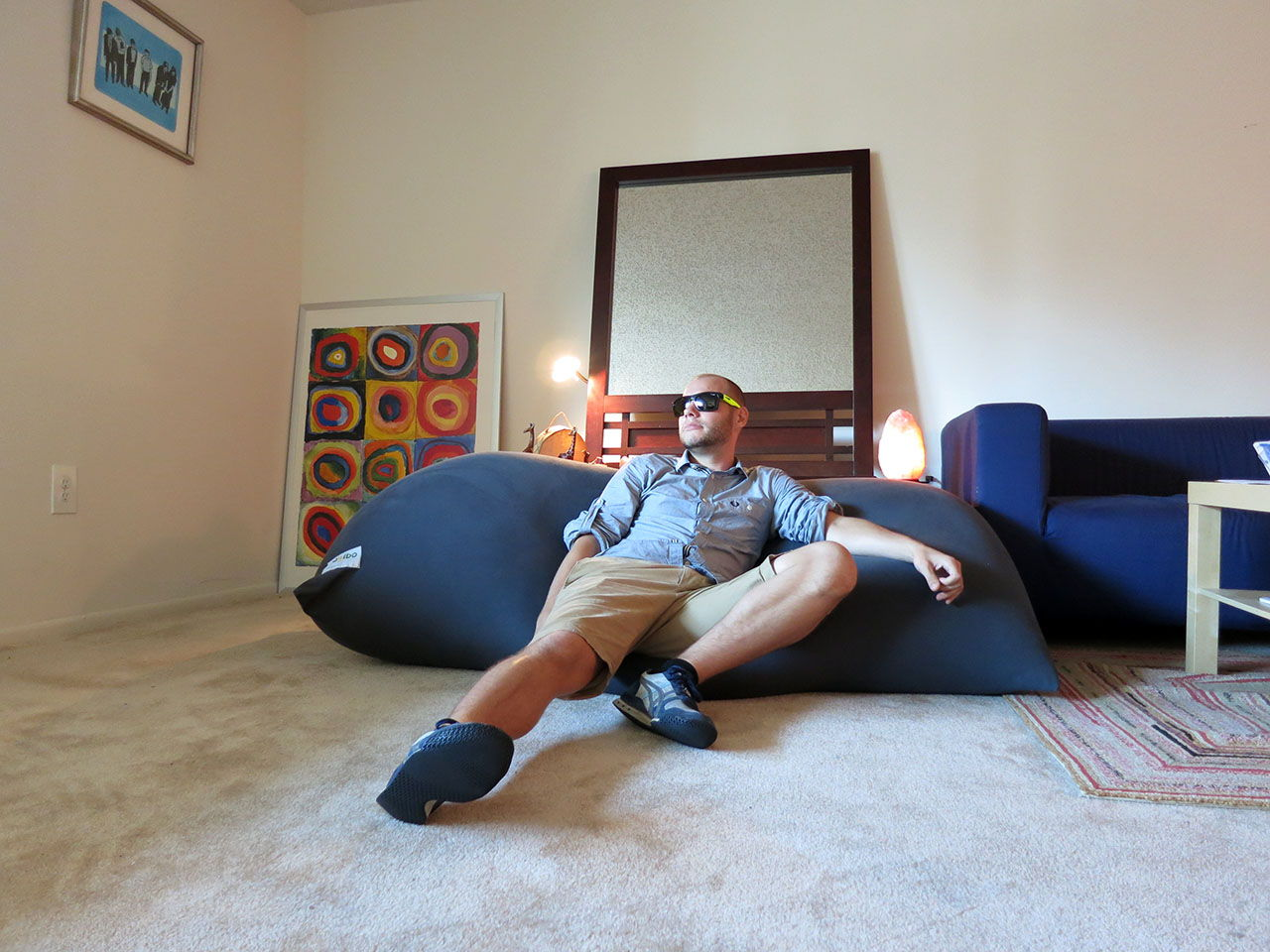 Yogibo Max Man Cave Beanbag Review Unfinished