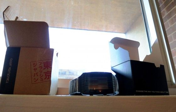 Tokyoflash Box