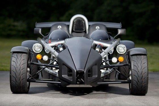 700HP black Ariel Atom by DDMWorks