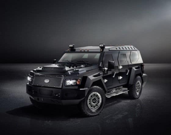 2013 Conquest EVADE - Heavy Duty Unarmored SUV ...