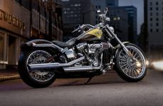 Harley Davidson CVO Breakout 1